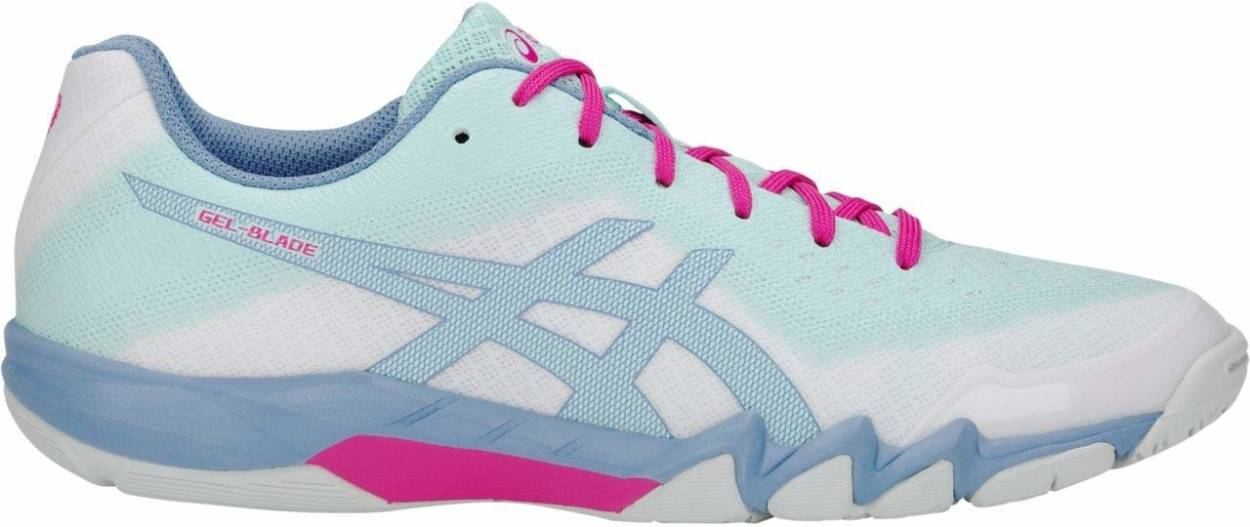 $120 + Review of Asics Gel Blade 6