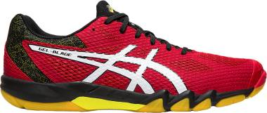 Asics Gel Blade 7 - Speed Red/White