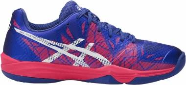 Asics Gel Fastball 3 - Blue Purple / White / Rouge Red (E762N4801)