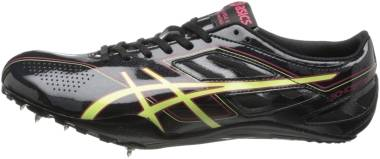Asics SonicSprint - BLACK/SHARP GREEN/TEABERRY