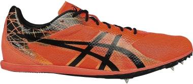 Asics Cosmoracer MD - Flash Coral/Black (G603Y0690)
