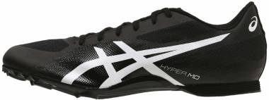 Asics Hyper MD 7 - Black/White (1091A018001)