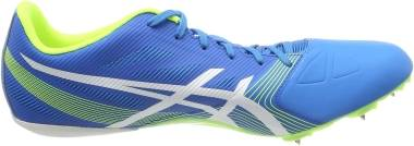 Asics Hypersprint 6 - (4301) DIVA BLUE/WHITE/SAFETY YELLOW (G500Y4301)