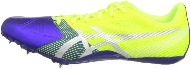 Asics Hypersprint 6 - Flash Yellow/Silver/