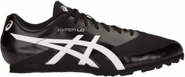 Asics Hyper LD 6 - Black/White (1091A019001)