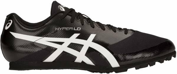 Asics Hyper LD 6 - Black/White