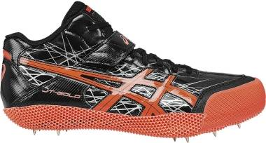 Asics Javelin Pro - Black/Flash Coral/Silver (G610Y9006)