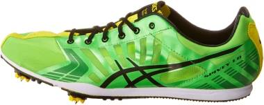 Asics Spivey LD - Green/Black/Yellow (G302Y6890)