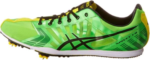 Asics Spivey LD - Green/Black/Yellow