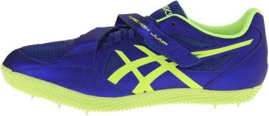 Asics Turbo Jump 2 - Deep Blue/Flash Yellow (G506Y4307)