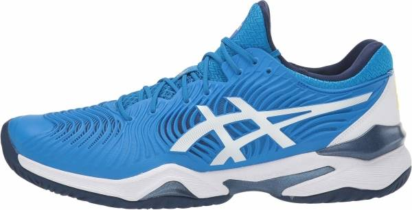 Asics Court FF 2 - ELECTRIC BLUE/WHITE