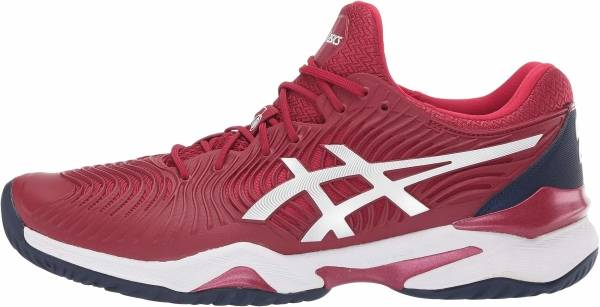 Asics Court FF 2 - Burgundy White