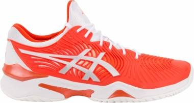 Asics Court FF 2 - Orange (1041A089800)