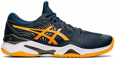 Asics Court FF 2 - French Blue / Amber (1041A083402)
