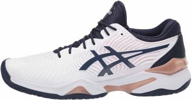 Asics Court FF 2 - White Peacoat (1042A076102)