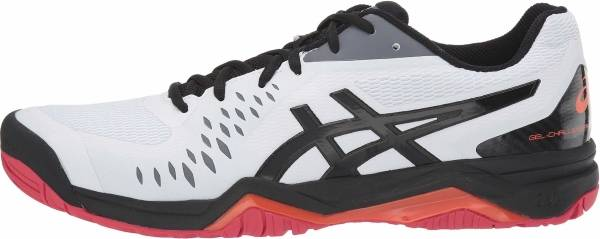 Asics Gel Challenger 12 - WHITE/BLACK
