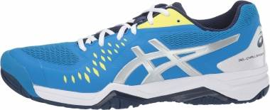 Asics Gel Challenger 12 - Electric Blue/Silver (1041A045400)