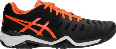 Asics Gel Resolution 7 - zwart (E701Y9030)