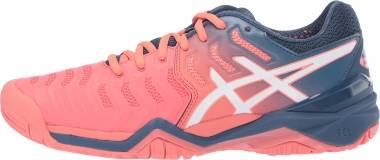 Asics Gel Resolution 7 - Pink