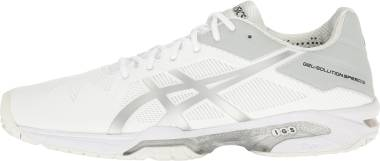 Asics Gel Solution Speed 3 - White