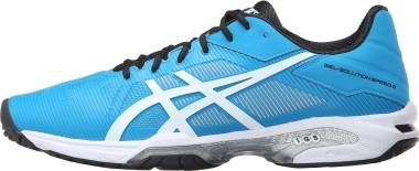 Asics Gel Solution Speed 3 - Blue (E600N4301)