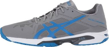 Asics Gel Solution Speed 3 - Aluminum/electric Blue/white (E600N9642)