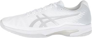 Asics Solution Speed FF - White/Silver (1041A003100)
