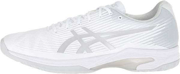 Asics Solution Speed FF - White / Silver (1041A003100)