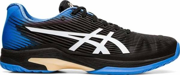 Asics Solution Speed FF - Black/Blue Coast (1041A003012)