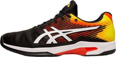 Asics Solution Speed FF - Black/Orange/White (1041A003809)