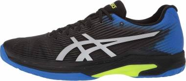 Asics Solution Speed FF - BLACK/ILLUSION BLUE (1041A003011)