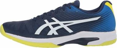 Asics Solution Speed FF - Blue Expanse/White