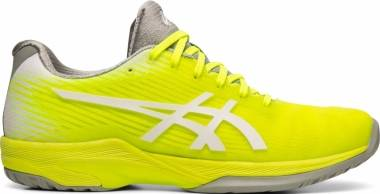 Asics Solution Speed FF - Safety Yellow/White (1042A002750)
