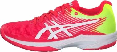 Asics Solution Speed FF - Red (1042A002702)