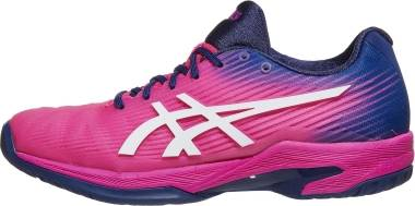 Asics Solution Speed FF - Pink Glo / White (1042A002700)