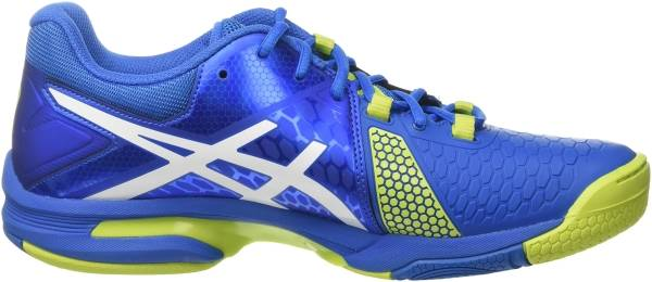 Asics Gel Blast 7 - Multicolor Directoire Blue Energy Green White (E608Y4377)