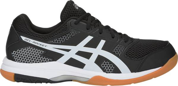 Asics Gel Rocket 8 - Schwarz Black White 012