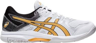 Asics Gel Rocket 9 - White Pure Gold (1071A030103)