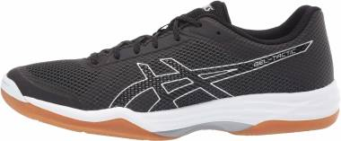 Asics Gel Tactic 2 - Black Silver