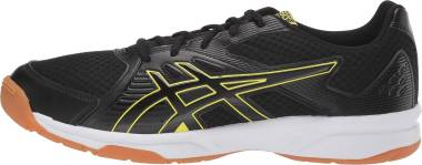 Asics Upcourt 3 - BLACK/SOUR YUZU
