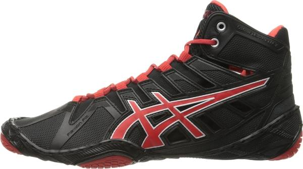 Asics Omniflex Attack - Black/Pepper Red/Silver