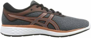 Asics Patriot 11 Twist - Black Carrier Gray (1011A609001)