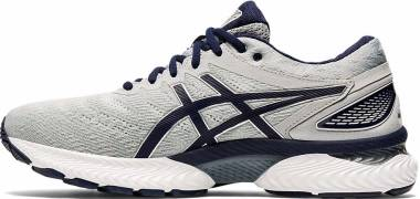 Asics Gel Nimbus 22 - Grey (1011A680025)