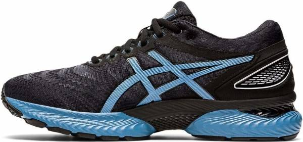Asics Gel Nimbus 22 - Black/Grey Floss (1011A680004)