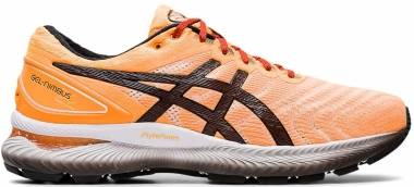 Asics Gel Nimbus 22 - Orange Pop/Black (1011A781801)
