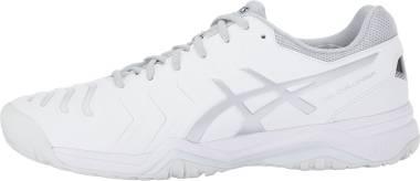 Asics Gel Challenger 11 - White / Silver