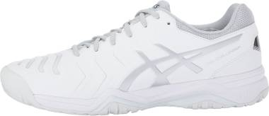 Asics Gel Challenger 11 - White/Silver (E703Y0193)