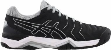 Asics Gel Challenger 11 - Black Black Mid Grey