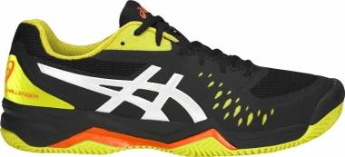 Asics Gel Challenger 12 Clay - Multicolour Black Sour Yuzu 015 (1041A048015)