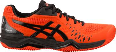 Asics Gel Challenger 12 Clay - Rosso (Cherry Tomato/Black 813) (1041A048813)
